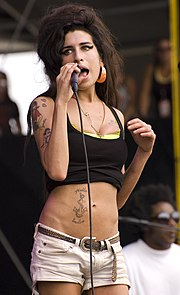 how did amy winehouse die wiki